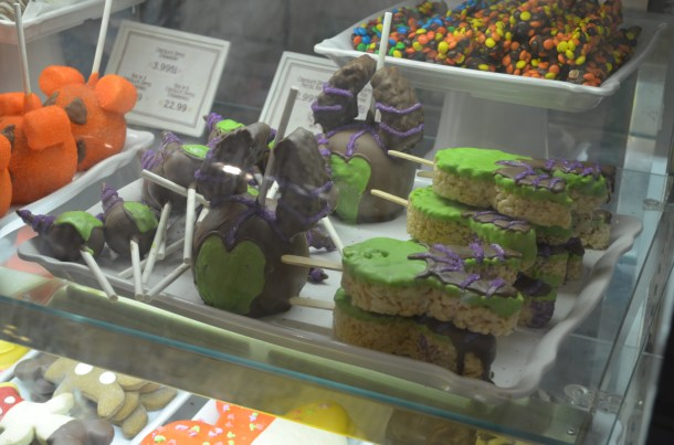 Maleficent sweets