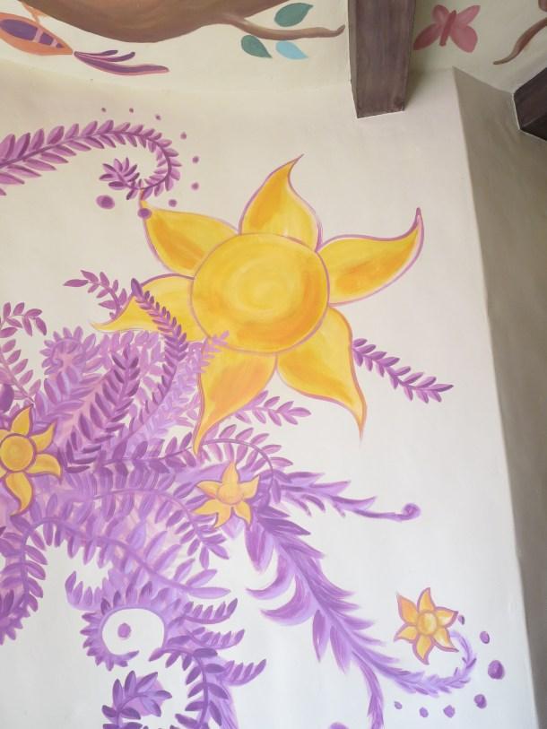 Rapunzel paint