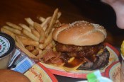 Pecos Bill burger
