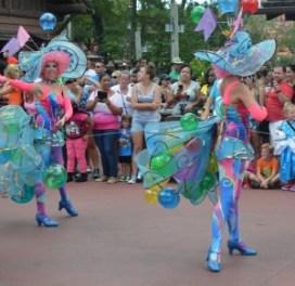 Festival of Fantasy bubble girl2