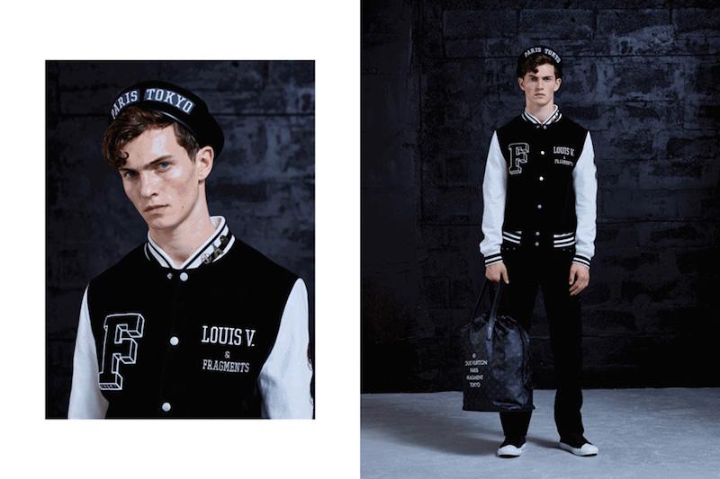 Louis Vuitton X Fragment Design pop up shop at Harrods