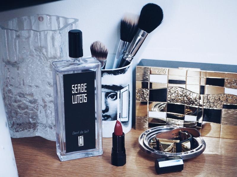Serge Lutens perfume and make-up