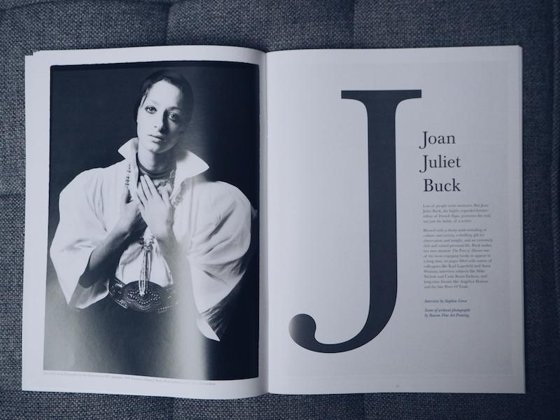 Upstate Diary Joan Juliette Buck
