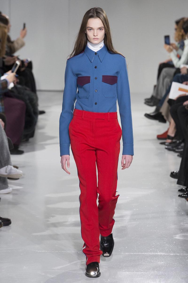 Calvin Klein Aw17