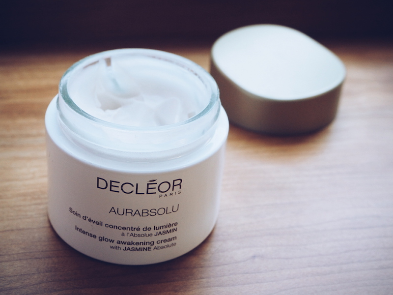 Decleor intense glow awakening cream