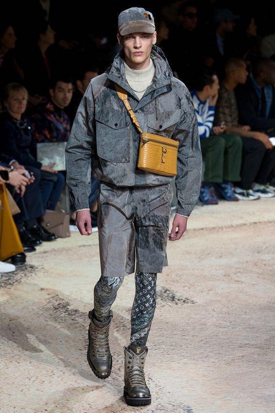 Louis Vuitton menswear aw18
