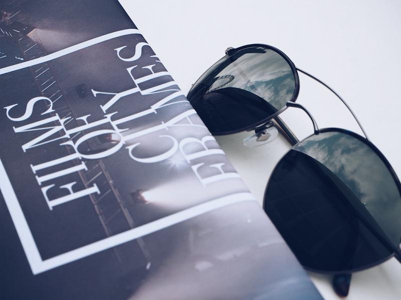 Giorgio Armani Frames of Life eyewear