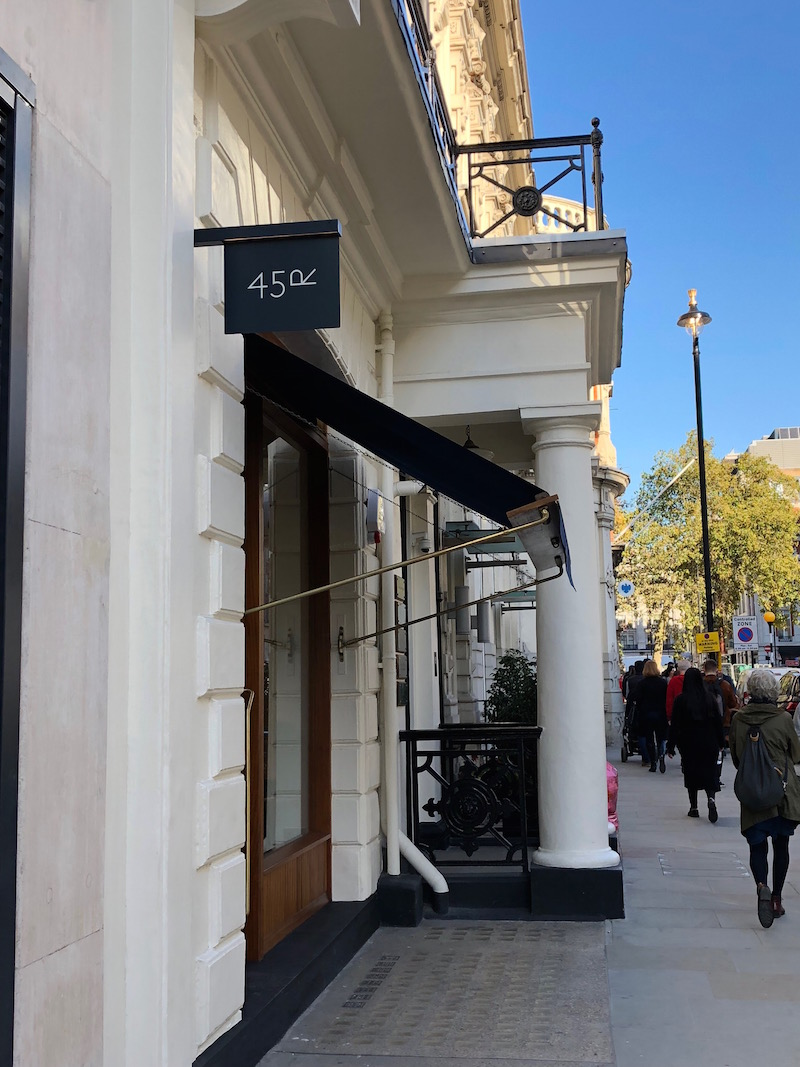 45R Brook Street london