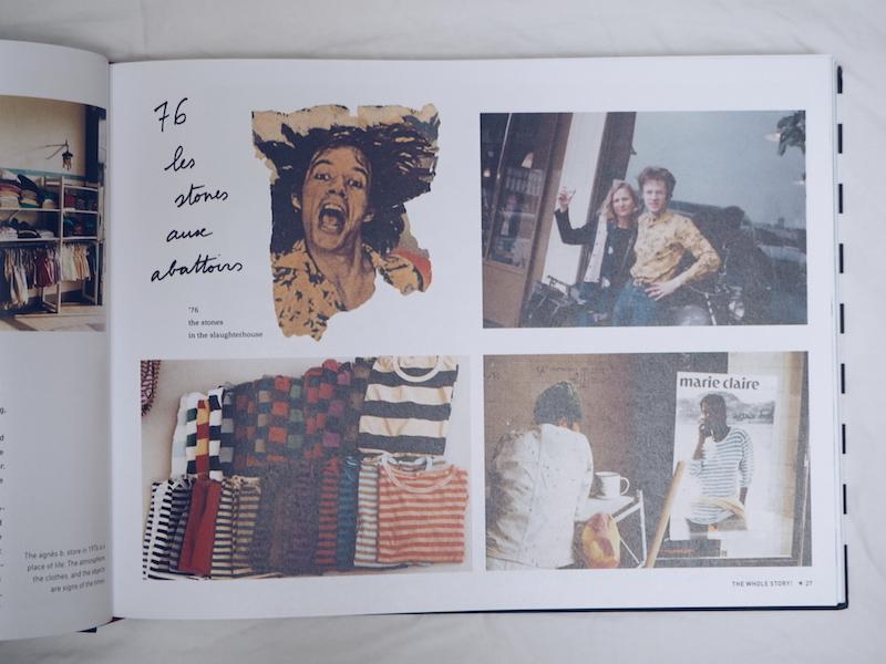 Agnes B Styliste book