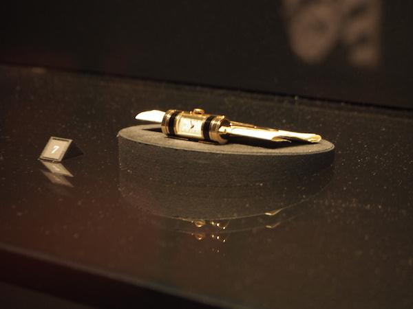Cartier billfold Cartier In Motion exhibition