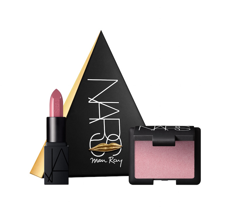 Man Ray for NARS Holiday Collection - NARS Love Triangle - Impassioned and Anna