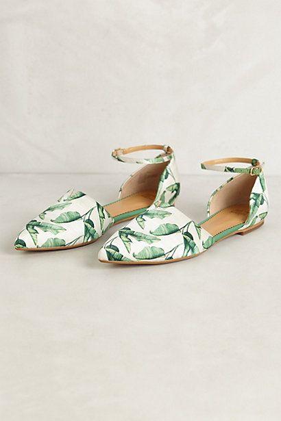 8 Anthropologie-leaf-print-shoes