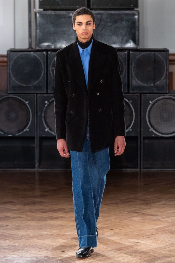 Wales Bonner AW20 - Vogue Runway