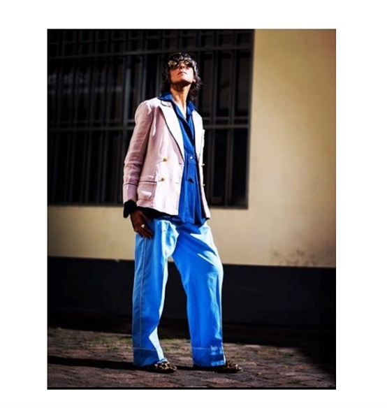 Ana Gimeno Brugada in The Gigi womenswear