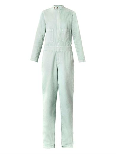 Aries-boiler-suit-Matches-mint-green