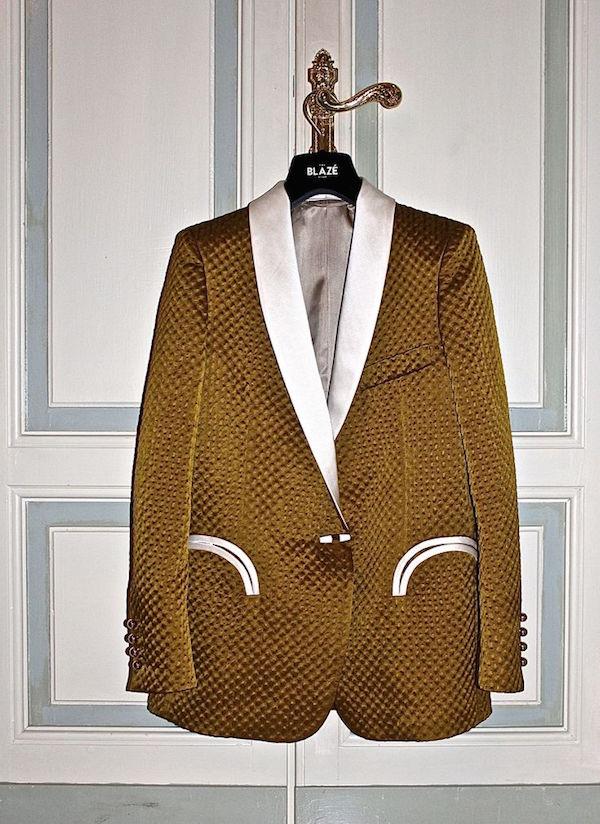 Blaze Milano made to order women's blazers