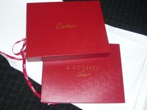 L'Odyssée de Cartier book