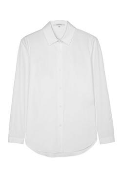 Carven-classic-white-shirt