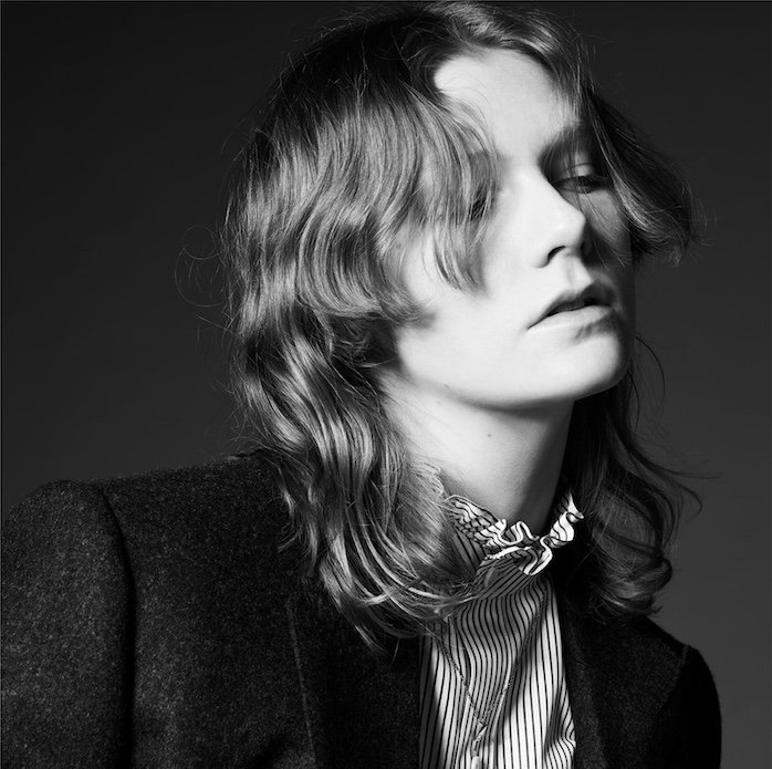 Celine fragrance to launch - AW19 ad campaign by Hedi slimane
