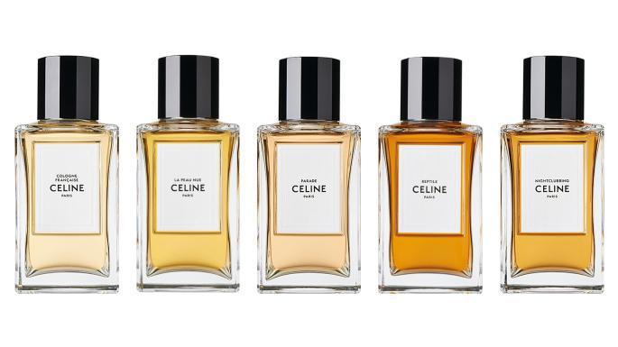 Hedi Slimane's Celine perfume has landed