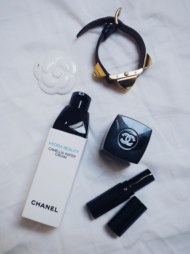 Chanel Hydra Beauty Camellia Water Cream