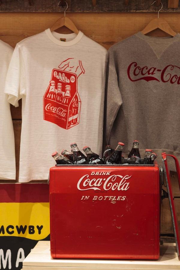Human Made X Coca Cola For Beams Disneyrollergirl