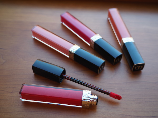Rouge Dior Brillant lip gloss