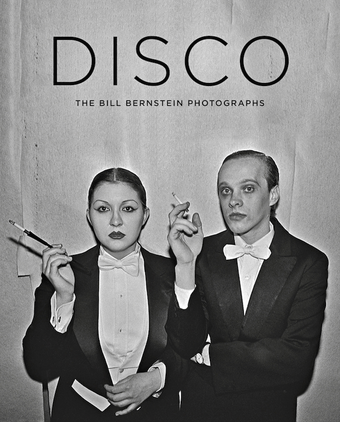 Disco Bill Bernstein book published by Reel Art Press