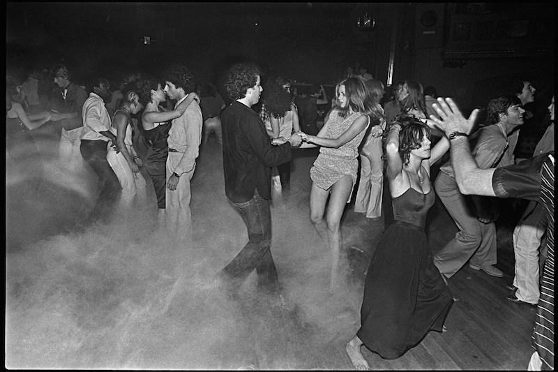 Disco Bill Bernstein - New York Nightclub Xenon