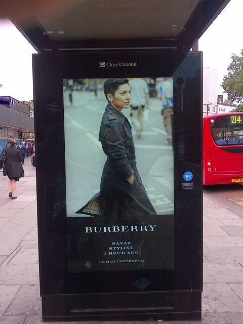 Burberry Art of the Trench Navaz Batliwalla