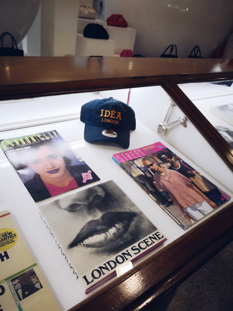 Dover Street Market Idea Books London archive
