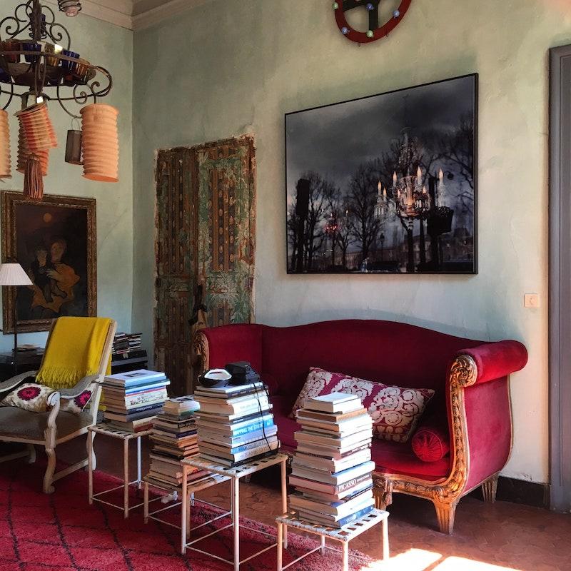 Francois Halard Arles home
