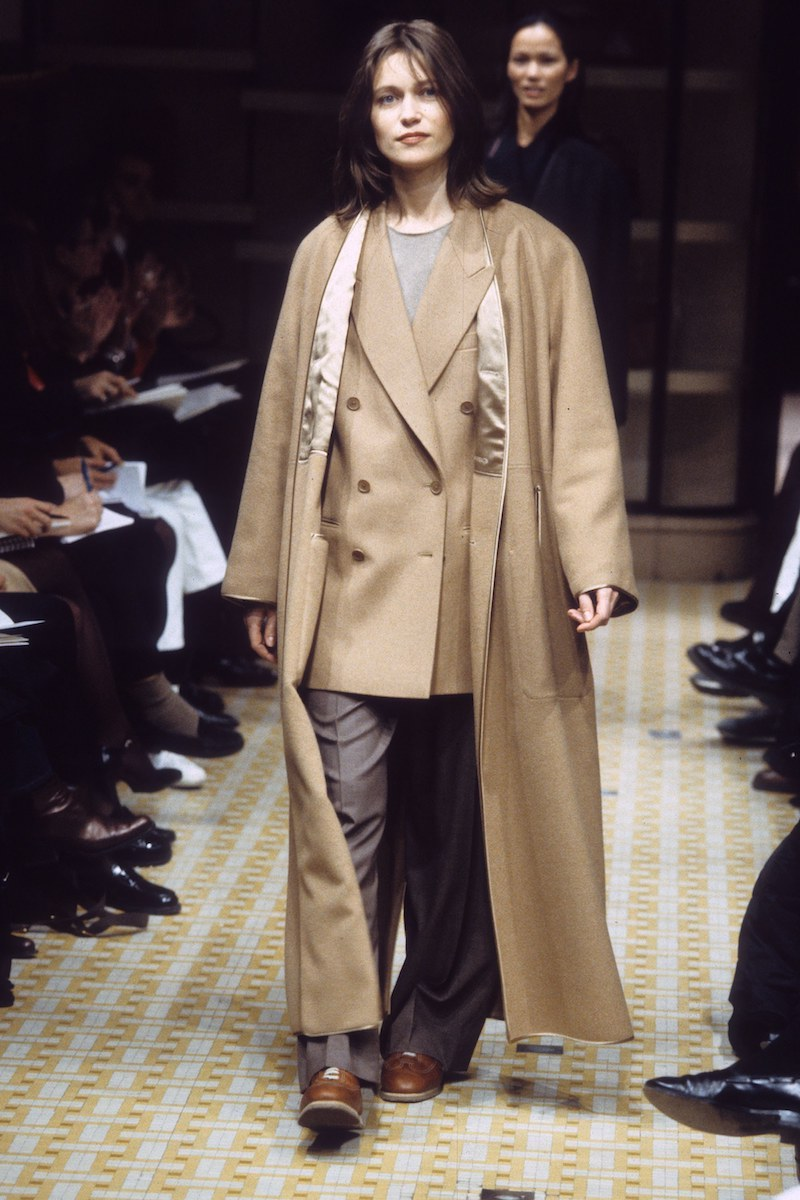 Hermes aw98 trainers Vogue Runway