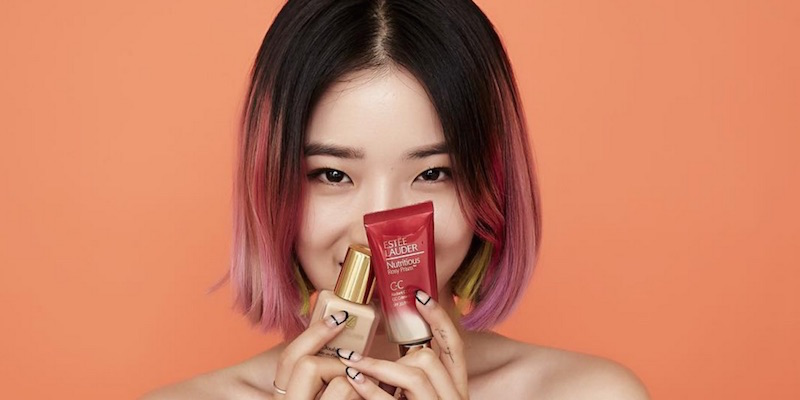 Estee Lauder signs Irene Kim as global beauty contributor