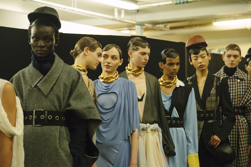 JW Anderson London Fashion Week AW19