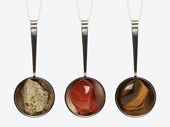 JW Anderson spoon pendants