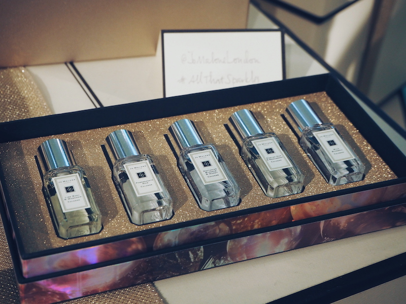 Jo Malone Christmas 2018 mini cologne set