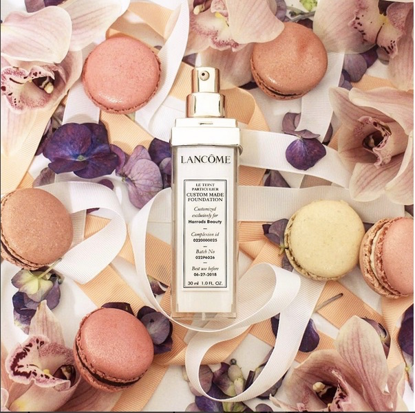 Lancome Le Teint Particulier foundation at Harrods