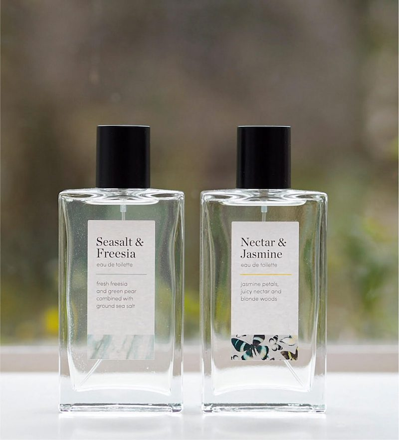 Marks & Spencer Seasalt & Freesia eau de toilette