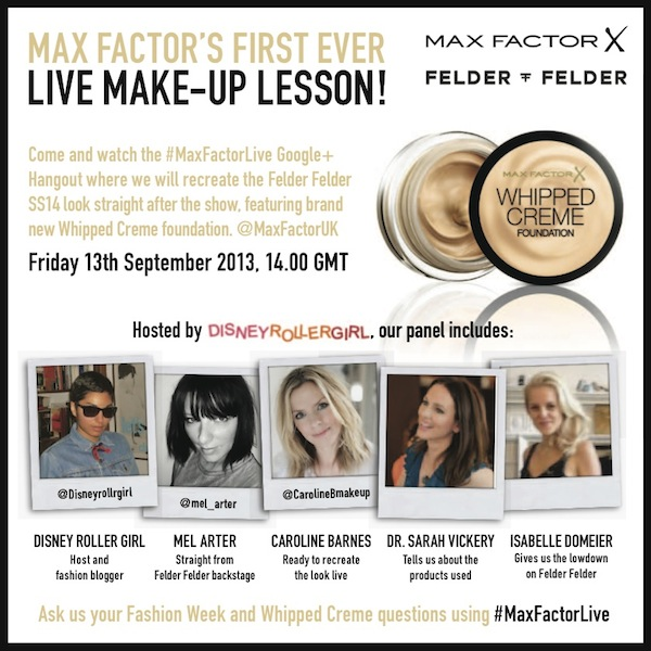 Max Factor-Google-Hangout-BADGE