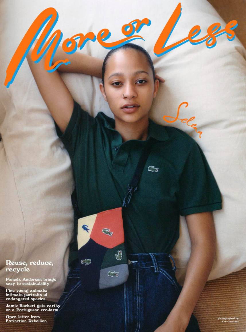 More or Less magazine cover