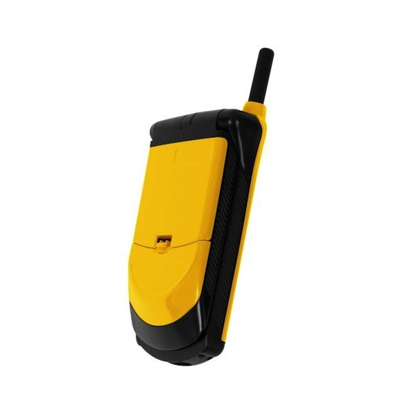 Motorola-startac-yellow