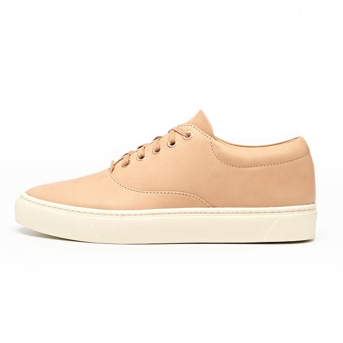 Nisolo shoes elayna leather sneaker