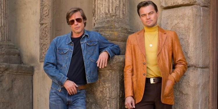 Once Upon a Time In Hollywood Quentin Tarantino costume designOnce Upon a Time In Hollywood Quentin Tarantino costume design
