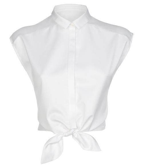 Peridot London Cropped Shirt