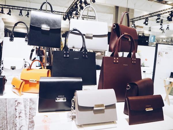 Vaska Bags premiere Classe Paris