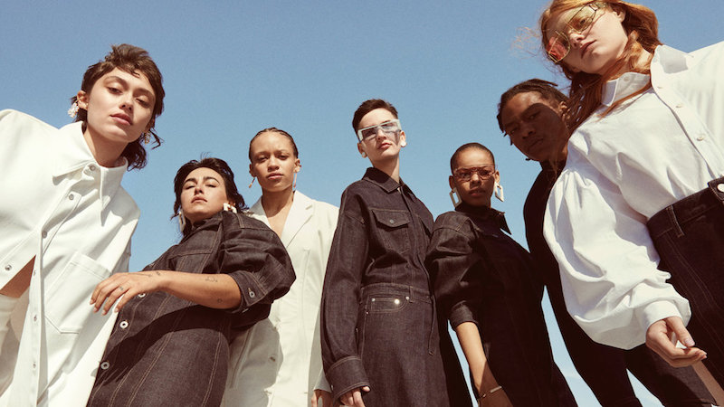 Rihanna debuts Fenty RTW line for LVMH