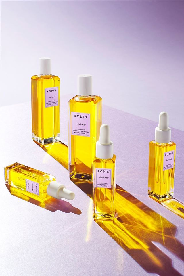 Rodin lavender oil is the latest addition to Linda Rodin's face oil line