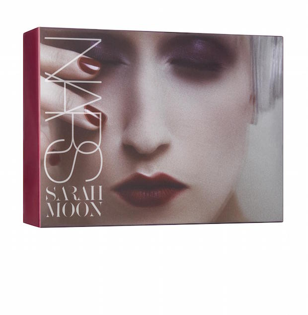 Sarah Moon for Nars Mind Game mini velvet lip coffret