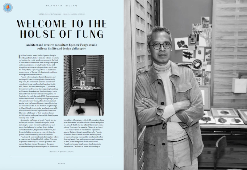 Spencer Fung profile by Navaz Batliwalla wattswhat magazine